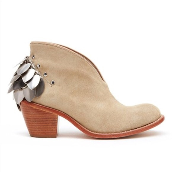 4018f38058de FREE PEOPLE X MATISSE Double Jay Booties Size 6. M 5be91144819e904c3ad8be4d